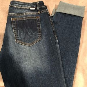 Maurices straight jeans size 29